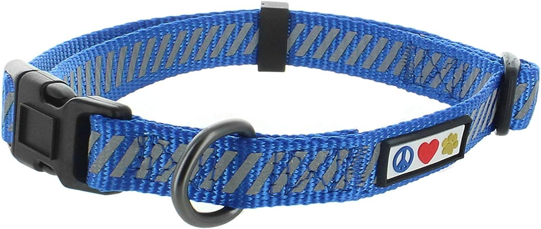 Ranking TOP3 Pawtitas Reflective Dog Collar for Visibi High service and Puppies A