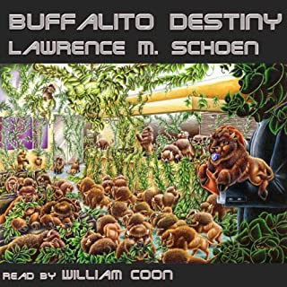 Buffalito Destiny audiobook cover art