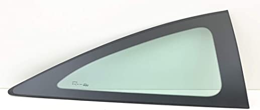 NAGD Compatible with 2003-2007 Honda Accord 2 Dr Coupe Passenger Right Side Quarter Window Quarter Glass