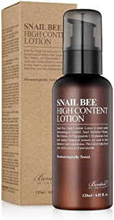 BENTON Crème Eclat Hydratante Anti-imperfections Snail Bee High Content Lotion 120ml