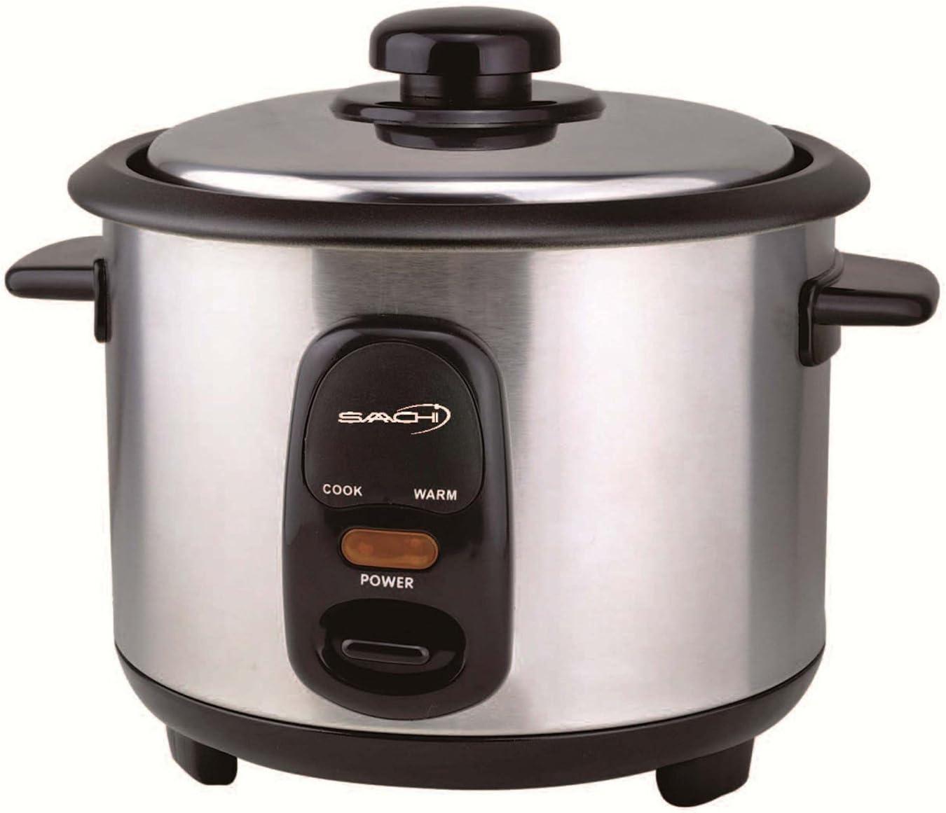 Saachi RC60 Rice Silver Sale price cooker Sale SALE% OFF steamer