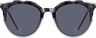 Classic Retro Round Oversized Sunglasses for Women with...