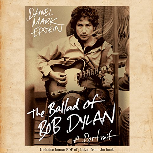 The Ballad of Bob Dylan cover art