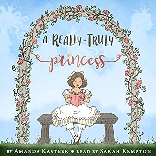 A Really-Truly Princess audiobook cover art
