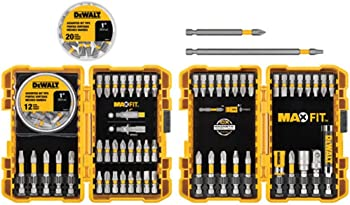 DeWalt 90-Piece Maxfit Screwdriving Set
