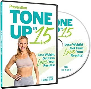 Prevention Tone Up in 15 DVD