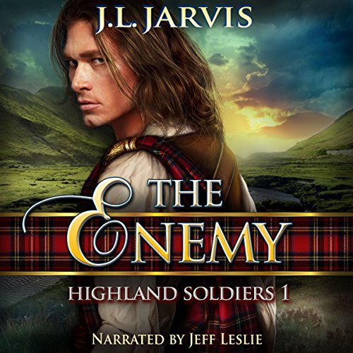 Highland Soldiers 1 audiobook cover art