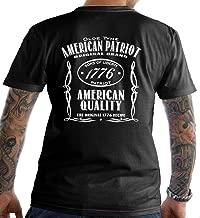Old Time American Patriot. Gildan T-Shirt