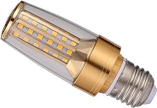 OSALADI LED Corn Light E27 12W LED Corn Bulb E27 Screw Bulbs Light for Super Bright Lamp Home Office (Warm White Light)