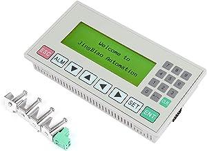 OP320 - Um display de texto de 3,7 polegadas com suporte para HMI S485 / RS232 Porta de comunicação usada principalmente c...