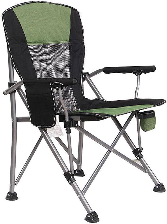 Moolo Klappstuhl im Freien Portable Beach Hocker Angeln Lounge Chair