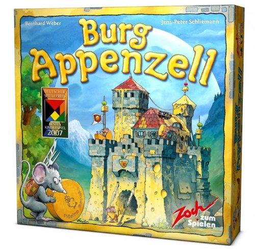 Zoch 601126700 - Burg Appenzell, Kinderspiel