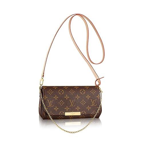 721d43e1b Louis Vuitton Monogram Canvas Favorite PM M40717
