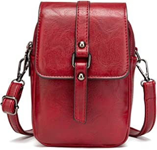 Best small leather shoulder purse Reviews