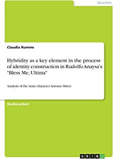 """Hybridity as a key element in the process of identity construction in Rudolfo Anaysa's """"Bless Me, Ultima"""": Analysis of the..."""