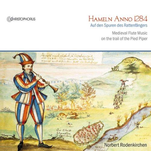 Hameln anno 1284 - Auf den Spuren des Rattenfängers