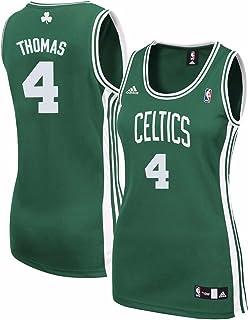 c497bacd1 adidas Isaiah Thomas Boston Celtics NBA Women s Green Replica Jersey