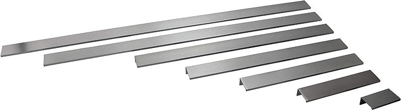 Gedotec Schuifladengreep aluminium meubelgreep roestvrij staal handvat keuken - SKY | boorafstand 290 mm | kastgreep voor ...