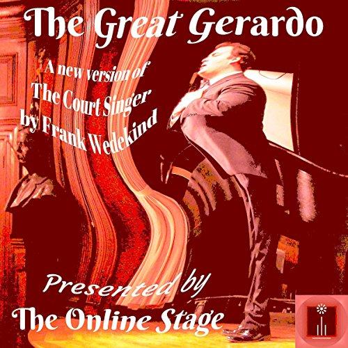 The Great Gerardo audiobook cover art