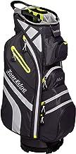 Tour Edge Hot Launch HL4 Ladies Golf Cart Bag-Silver Lime, One Size (UBAHNCB06)