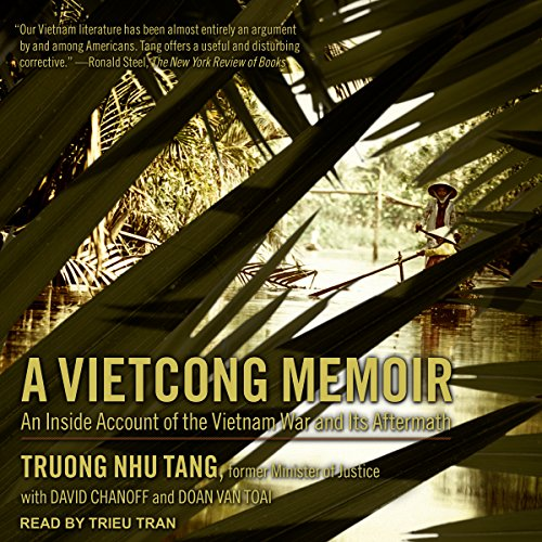 A Vietcong Memoir audiobook cover art