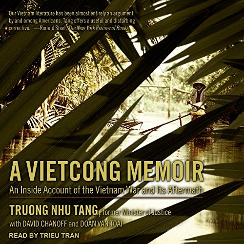 A Vietcong Memoir  By  cover art