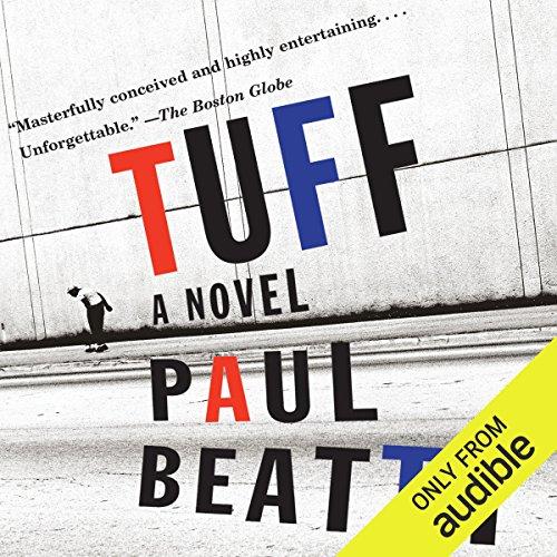 Tuff audiobook cover art