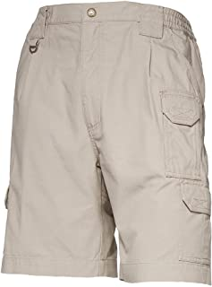 Tactical Men's 9-Inch Original Work Shorts, Breathable Cotton Canvas Fabric, Style 73285