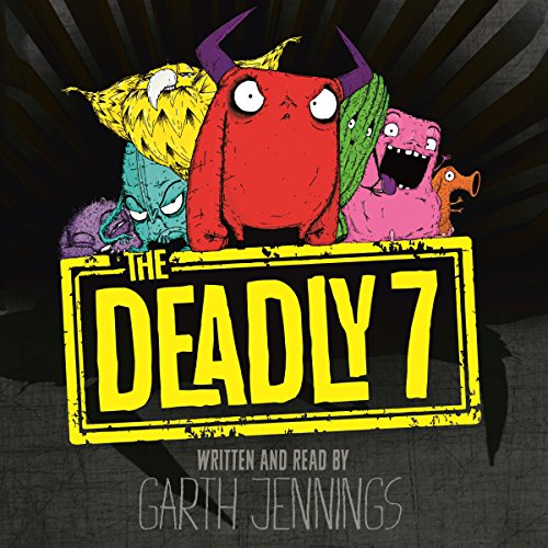 The Deadly 7 cover art