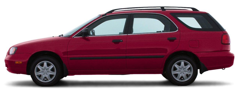 Amazon Com 2001 Suzuki Esteem Gl Reviews Images And Specs Vehicles