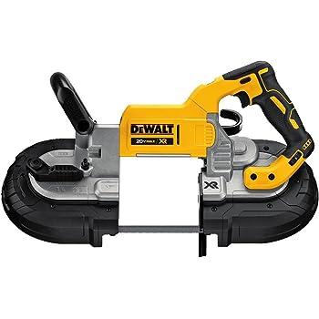 DEWALT 20V MAX Portable Band Saw, Deep Cut, Tool Only (DCS374B)