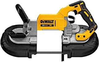 battery operated band saw