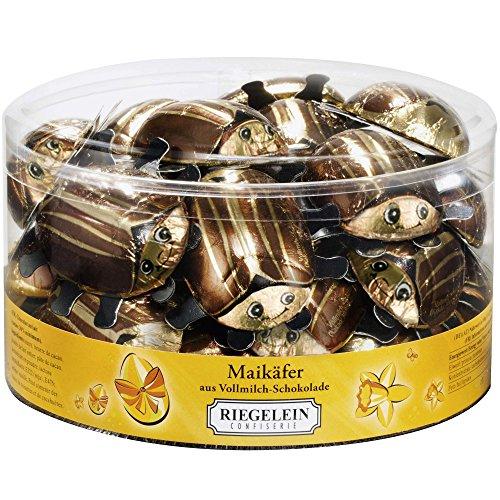 Riegelein Maikäfer 30 Stück (375g) - Vollmilch-Schokolade