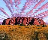 The Poster Corp Richard Harpum – Uluru Sunset Ayers Rock