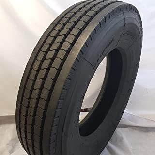 (2-Tires) 10R22.5 ROAD CREW 14 PLY STEER RADIAL ALL POSITION TRUCK TIRES CLOSED SHOLDER