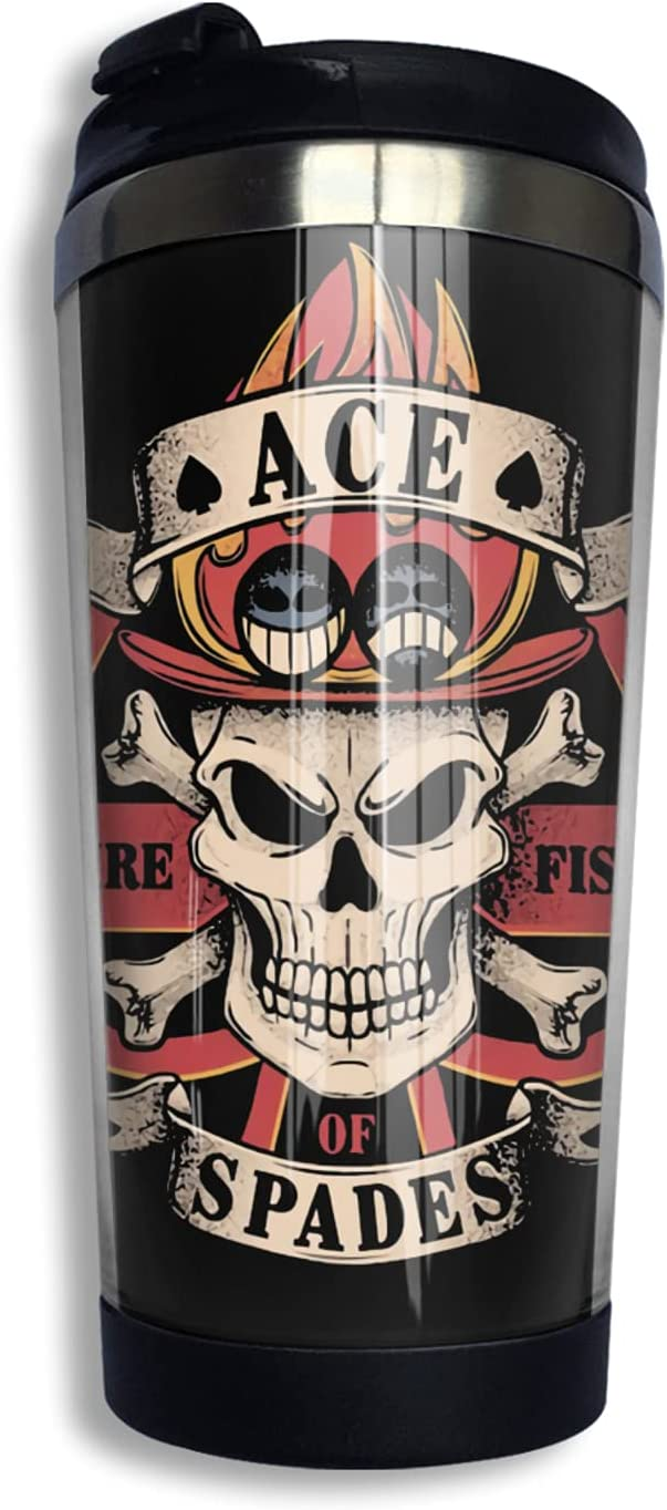 One Piece Logo Anime Oakland Mall Coffee Cup Cute 3d Mug Print Thermos sold out