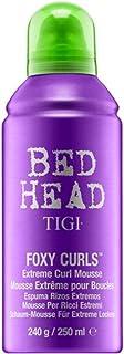 Tigi Bed Head Foxy Curls Extreme Curl Mousse, 8.45 Ounce