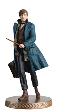 Eaglemoss Wizarding World Figurine Collection: #4 Newt Scamander Figurine