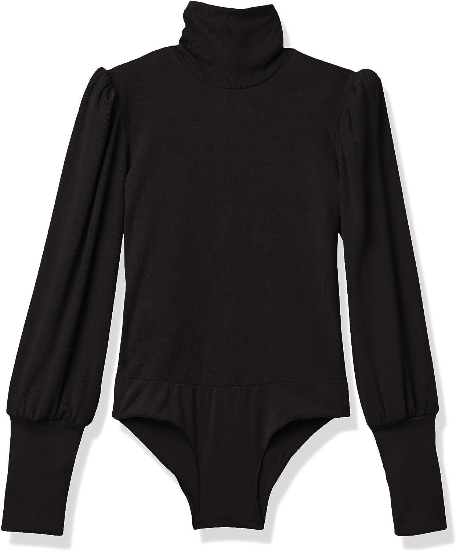 Rachel Pally womens Luxe Rib Eloise Bodysuit