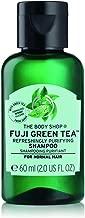 The Body Shop Fuji Green Tea Refreshingly Purifying Shampoo, Silicone-Free Shampoo, 2.0 Fl.Oz.