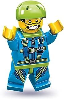 LEGO 71001 Minifigures Series 10 - Minifigure Skydiver x1 Loose