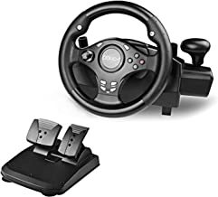 Best wii steering wheel and pedals Reviews