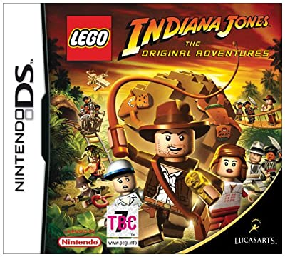 LEGO Indiana Jones (Nintendo DS)