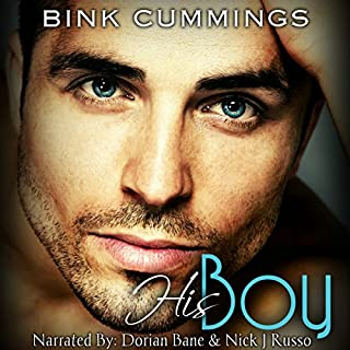 His Boy audiobook cover art