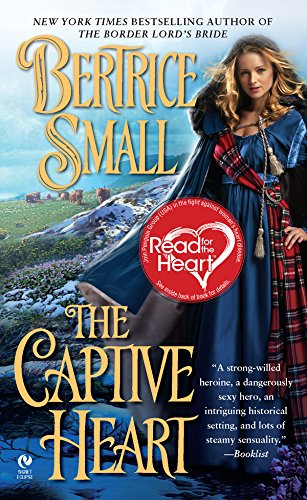 The Captive Heart (Border Chronicles Book 3) (English Edition)
