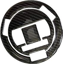 Fibra del carbón 3D Tanque de Gasolina Tapa de la Almohadilla de Relleno de la Cubierta de la Etiqueta engomada for la BMW HP2 Sport 10-11 / S1000R F650GS S1000RR