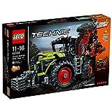 LEGO - 42054 - Technic -  Jeu de construction - CLAAS XERION 5000 TRAC VC