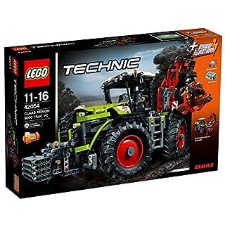 LEGO Technic Claas Xerion Trac VC Costruzioni Gioco Bambina Giocattolo, Colore Vari, 42054 (B01CCT2ZLS) | Amazon price tracker / tracking, Amazon price history charts, Amazon price watches, Amazon price drop alerts