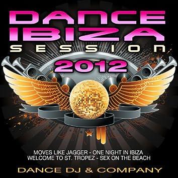 Dance Ibiza Session 2012