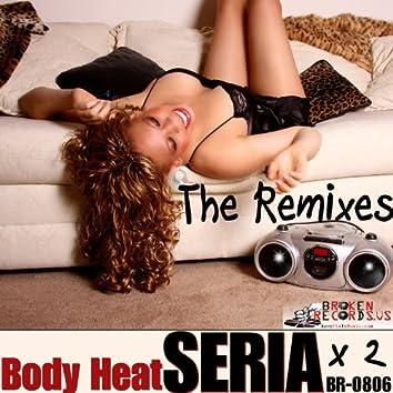 BODY HEAT (The Remixes x 2)